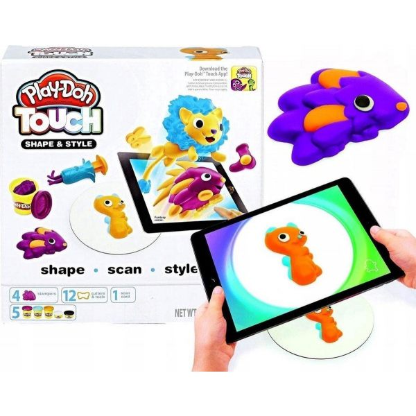 Play-Doh Touch-set Shape Style